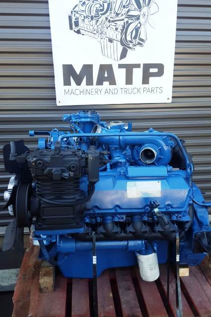 1999 International T444e Diesel Engine 73l V8 Model B210 Fam