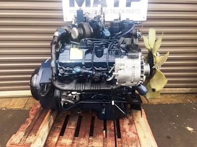 2014 New Iveco 8 7L engine  Family F2CFE613E*B010 Model