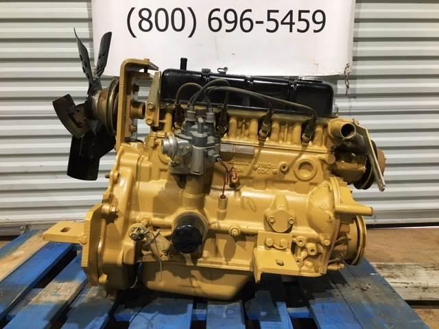 2005 nissan h20 forklift engine tcm komatsu 2 0l serial for 2 4 motor for sale