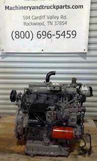2005 Kubota V2203-DI-E43 Diesel Engine 2 2L Family# 3KBXL02 2ECD Mechanical  Fuel Pump Runs Great Fits Carrier or Bobcat
