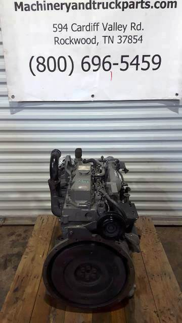 2005 Kubota V2203-DI-E43 Diesel Engine 2 2L Family# 3KBXL02 2ECD Mechanical  Fuel Pump Runs Great Fits Carrier or Bobcat