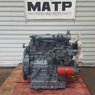 2006 Kubota Diesel Engine V2203-DI-EU3 2 2L 4-Cyl Inline Carrier Unit /  Bobcat