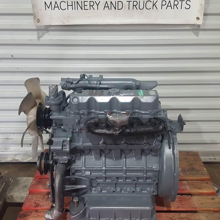 2006 Kubota Diesel Engine V2203-DI-EU3 2 2L 4-Cyl Inline Carrier Unit /  Bobcat