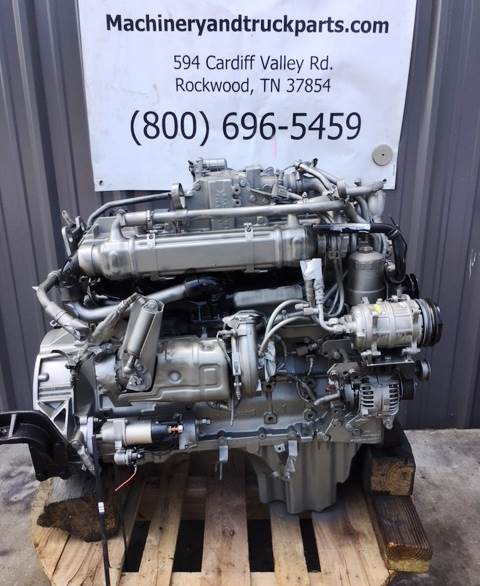2007 Mercedes-Benz OM926LA Diesel Engine EGR & DPF Model