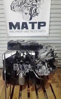 Mitsubishi 4D34-3AT3A Engine for a 1999 Mitsubishi Fuso FE639 For
