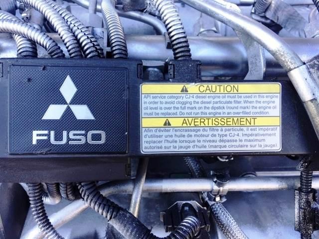 2011 2012 FE160 Mitsubishi Fuso F1C Diesel Engine Fam# BVEXH03 0F1B EGR DPF  DEF Exhaust 3 0L Runs Great