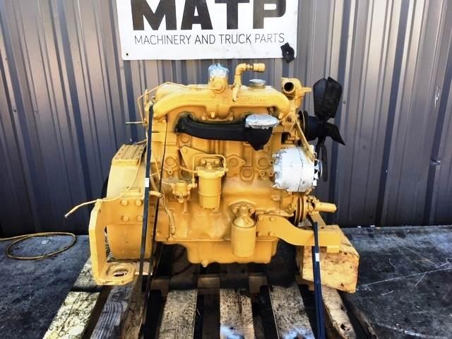 Reman Perkins LD70093 Diesel Engine Fits Caterpillar Lift 4-Cylinder  Non-Turbo Mechanical Motor Seriral# U474031V For Sale | Rockwood, TN |  Perkins