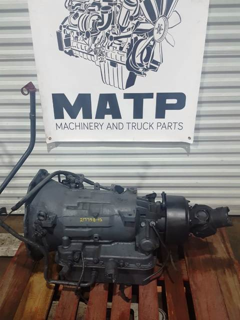 Low Miles Allison AT545 Automatic Transmission / Gearbox Serial# 3210923261  SAE #1 Bellhousing 5-Speed