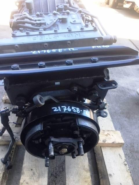 2012 Mitsubishi Fuso FE160 Automatic Transmission Gear Box Low Miles  ME53898 120907D