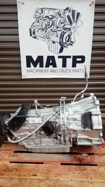 2009 Mitsubishi Fuso Aisin Seiki Automatic Transmission Gearbox ME533-118  SN 7K-2006 Low Miles With Warranty