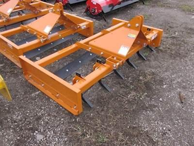 Woods Box Scrapers | Box Blades - RBS60, RBS54, RBS72 and