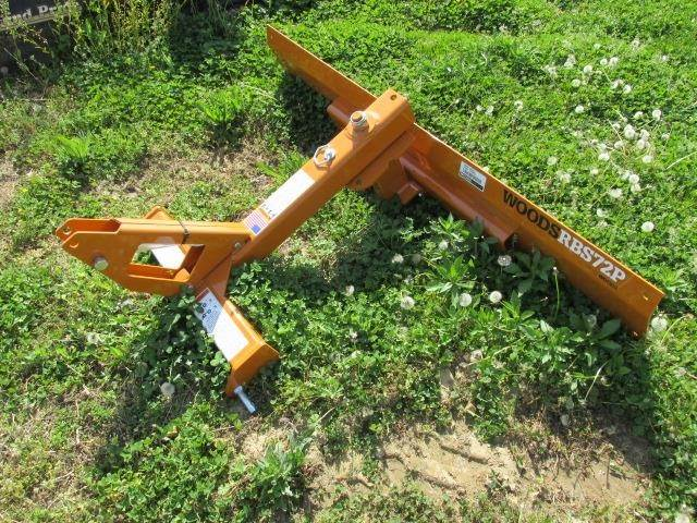 Woods RBS72P Box Scraper / Blade For Sale | Rockport, IN | WD334352
