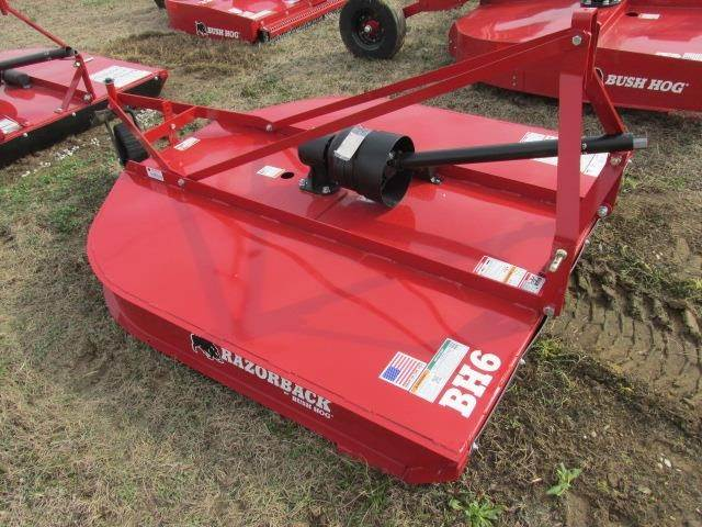 Bush Hog BH6 Rotary Cutter For Sale | Rockport, IN