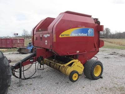 Used New Holland Farm Equipment For Sale MyLittleSalesman
