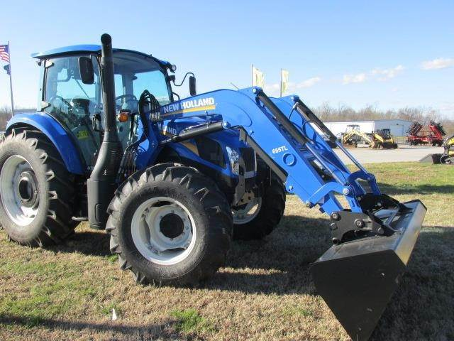 2019 New Holland POWERSTAR 110 Tractor For Sale | Rockport