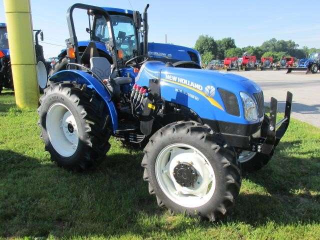 Tractors Hp New Holland Workmaster