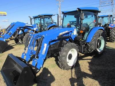New Holland 40-99 HP Tractors For Sale | MyLittleSalesman