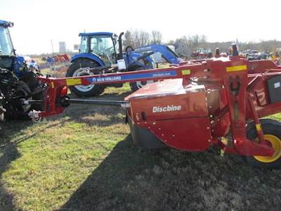 2019 New Holland 209 Windrower For Sale | Rockport, IN | NH365818