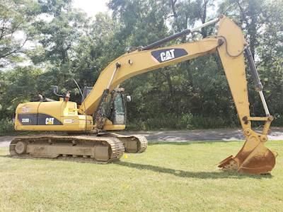 2010 Caterpillar 320DL Excavator