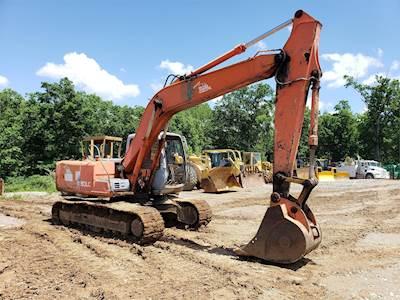 Large and Mid-Size Excavators for Sale | MyLittleSalesman