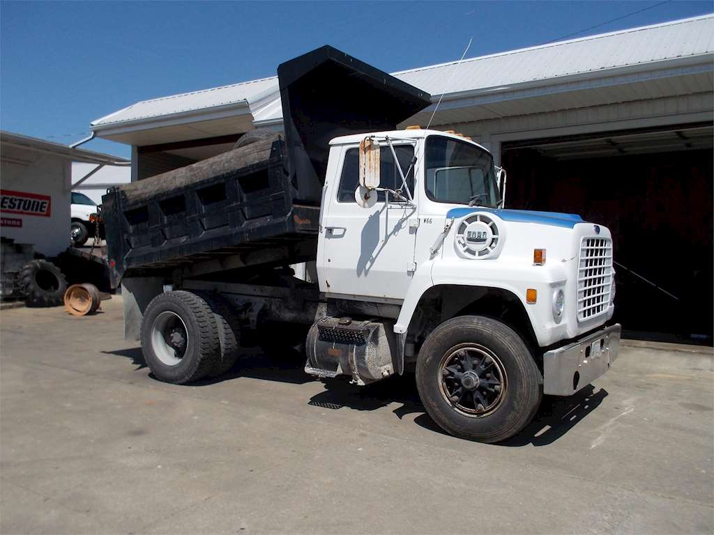 Used Trucks For Sale In Ky >> 1986 Ford 8000 Medium Duty Dump Truck For Sale, 300,653 Miles | Bardstown, KY | 9034206 ...