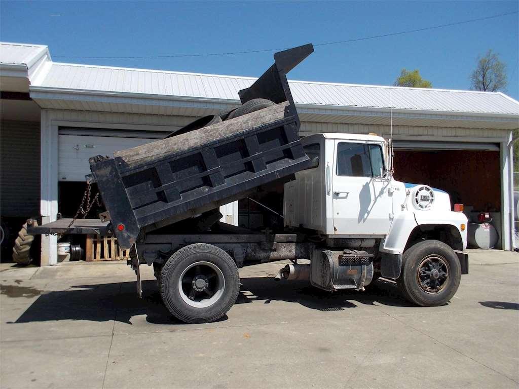 1986 ford 8000 medium duty dump truck for sale 300 653 miles bardstown ky 9034206. Black Bedroom Furniture Sets. Home Design Ideas