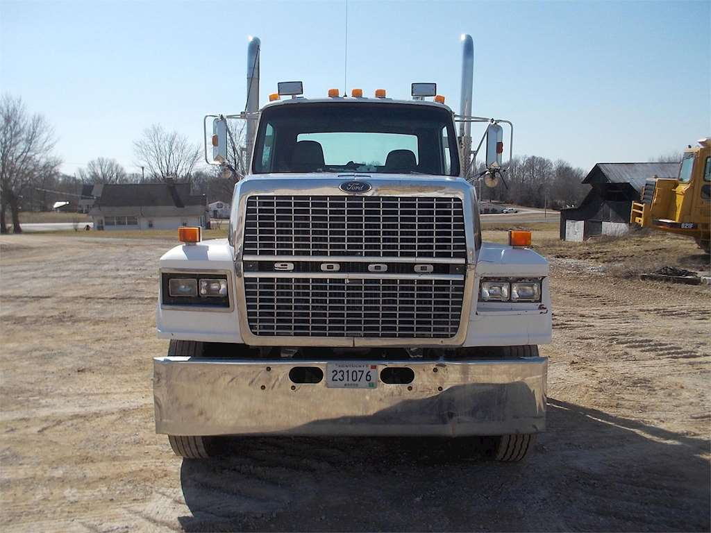 1977 Ford L9000 Day Cab Semi Truck For Sale 187 232 Miles