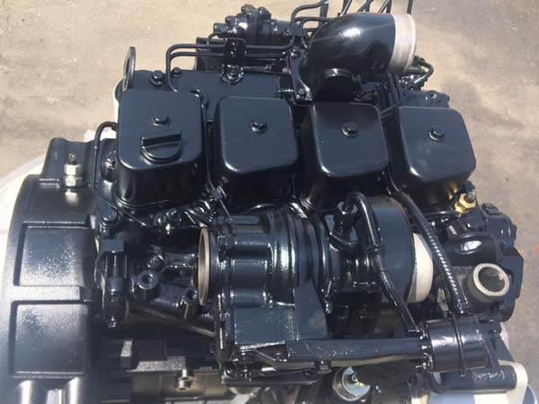 2010 Brand New Komatsu SAA4D102E-2 Engine for WA150, WA200, WA250, WA270,  WA320 For Sale | Houston, TX | 9752319 | MyLittleSalesman com