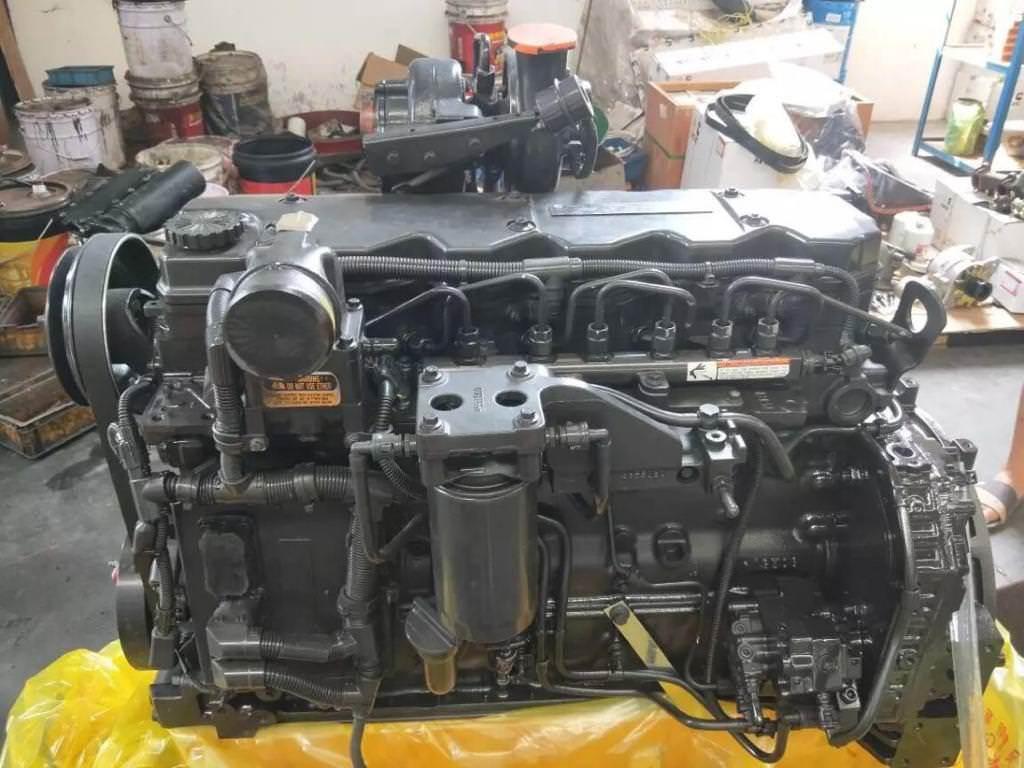 2015 NEW KOMATSU SAA6D107E-1 Engine ELECTRONIC INJECTION FITS CPL 3098,  3096, 8610 ETC For Sale | Houston, TX | 9766007 | MyLittleSalesman com