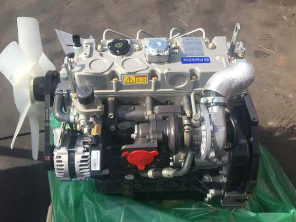 2012 BRAND NEW Perkins 404D-22T - Drop in for Cat 3024C Turbo Engine