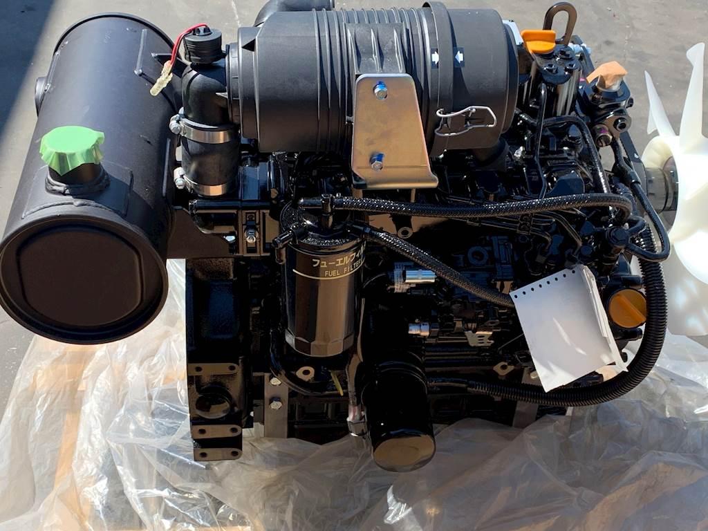 2011 Brand New Yanmar 3TNV88 engine or Komatsu 3D88 engine for PC20, PC25,  PC28, PC30, PC35, PC40, Hitachi ZX22, ZX27U, ZX30U, ZX35U, ZX40U, ZX48U For