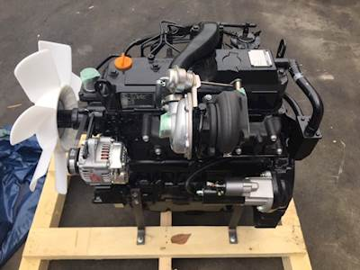 2011 Yanmar 4TNV88-BDSA Engine For Sale | Chicago, IL | 1408
