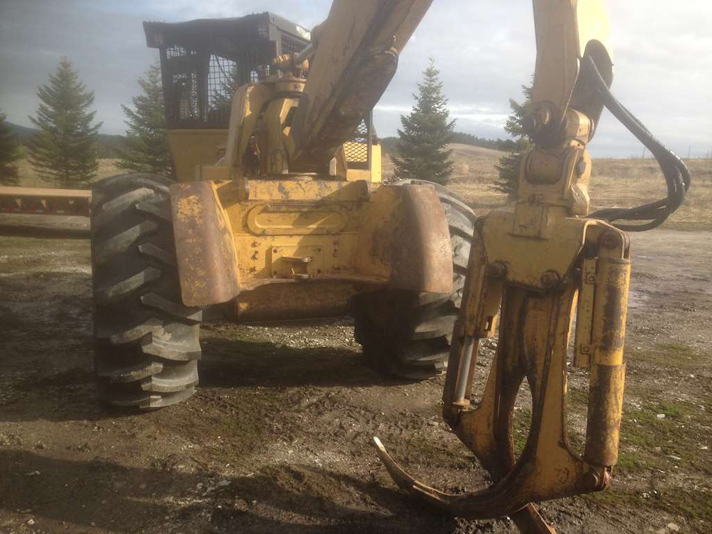518 Cat Skidder – Wonderful Image Gallery
