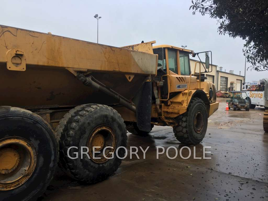 2006 Volvo A25d Articulated Truck For Sale 14 749 Hours