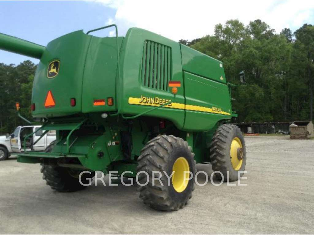 John Deere 9770 Sts For Sale Clinton Nc Price 142 900 Year
