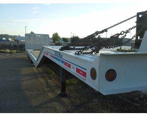 Trailmax FWTRD-100-PR Equipment Trailer