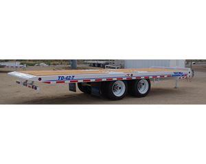 Trailmax TD-42-T Tilt Bed Trailer