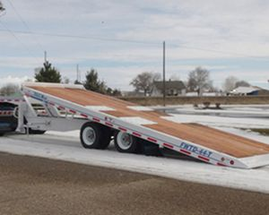 Trailmax FWTD-44-T (17.5) Tilt Bed Trailer