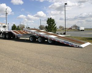 Trailmax FWTRD-70-T Tilt Bed Trailer