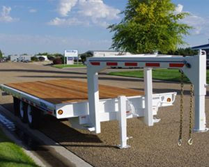 Trailmax GT-12-T Tilt Bed Trailer