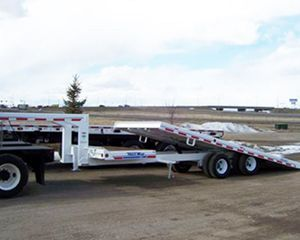 Trailmax GTD-20-T (5+20) Tilt Bed Trailer