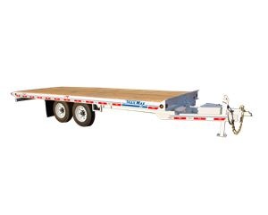 Trailmax T-16-T Tilt Bed Trailer