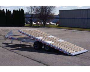 Trailmax TD-24-T (5+20) (E) Tilt Bed Trailer