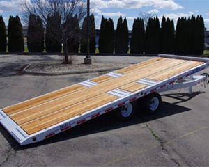 Trailmax TD-24-T (E) Tilt Bed Trailer
