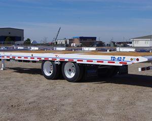 Trailmax TD-42-T (5+24) Tilt Bed Trailer