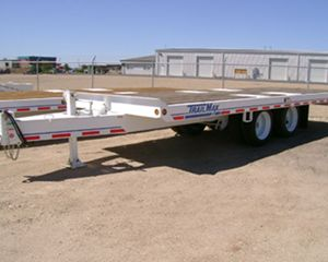 Trailmax TD-42-T Tilt Bed Trailer