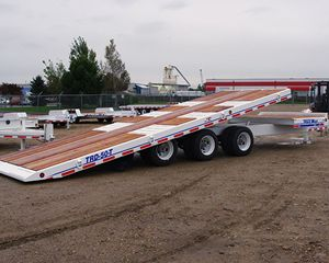 Trailmax TRD-50-T Tilt Bed Trailer
