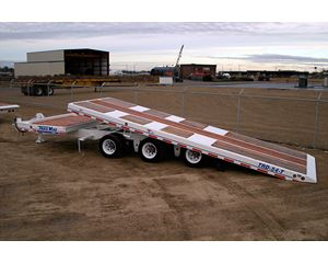 Trailmax TRD-54-T (17.5) Tilt Bed Trailer