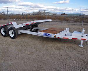 Trailmax T-16-UT (4+16) Utility Trailer