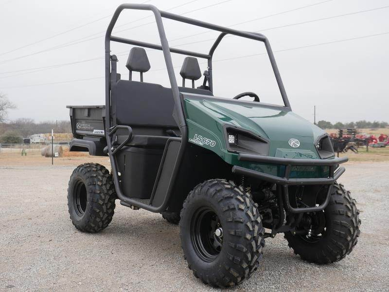 2017 AMERICAN LANDMASTER LS670 Utility Vehicle For Sale | Granbury, TX |  9059036 | MyLittleSalesman com